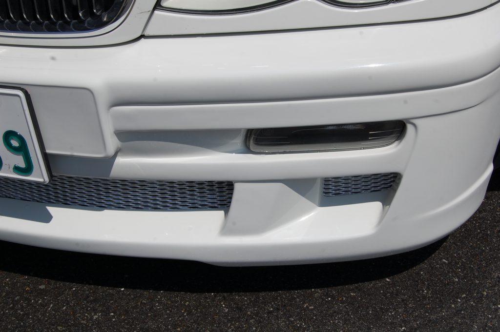 BMW エアロパーツ修復修理
