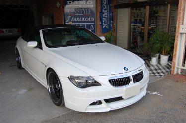 BMW 6 ヴァルド WALD カスタム