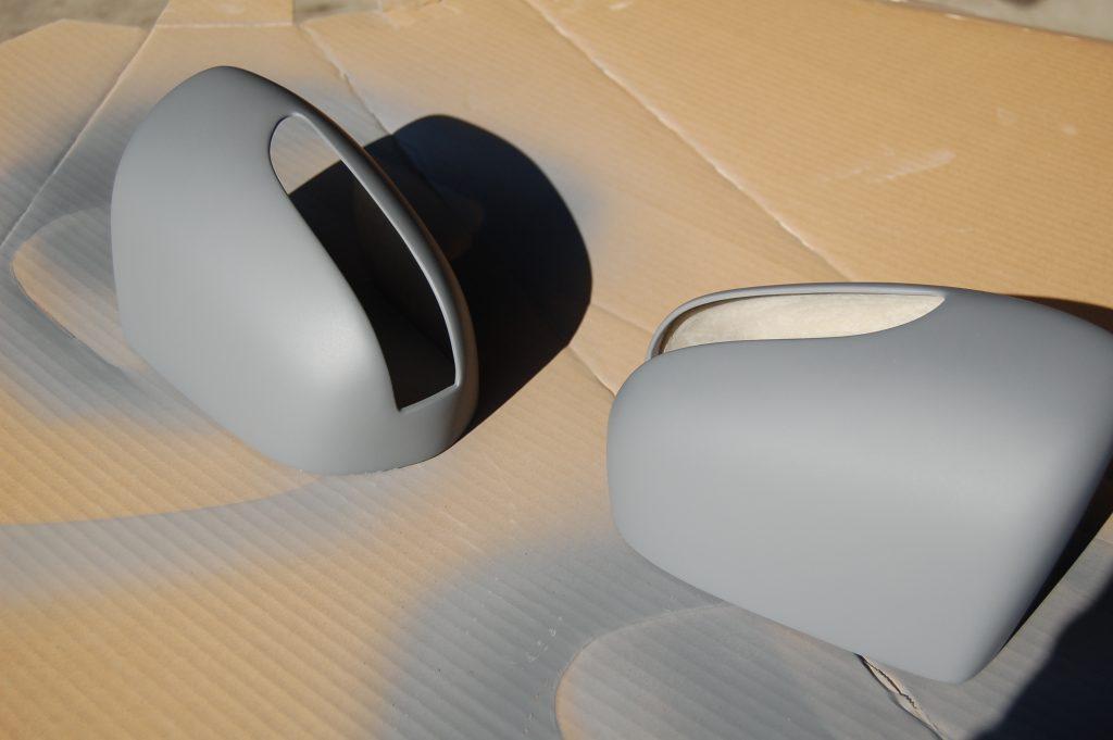 LEDミラーカバー