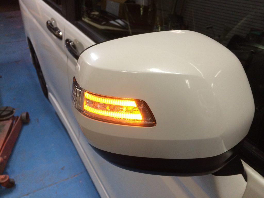 LED ライトカスタム