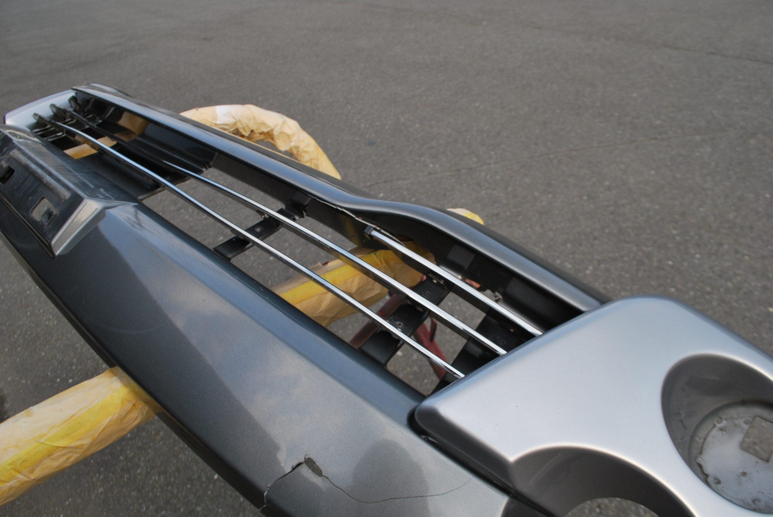 CR-V エアロパーツ修復